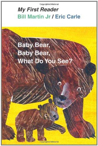 Baby Bear, Bear Bear, What Do You See?