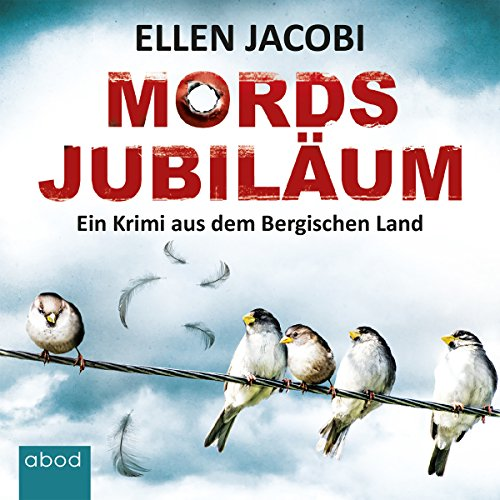 Mordsjubiläum audiobook cover art