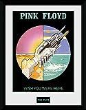 1art1 Pink Floyd - Wish You were Here 2 Gerahmtes Bild Mit
