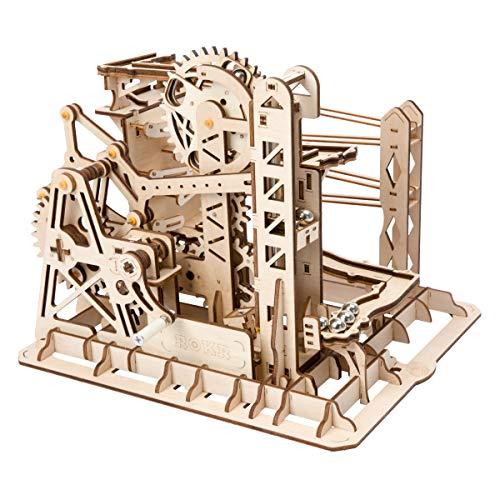 Puzzle mécanique en bois de 233 pièces