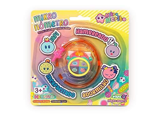 Distroller Micro Nerlie Neonate MikroMerito Baby Doll Accesory ~ Mikronómetro - KSI-Merito - Mexico Exclusive