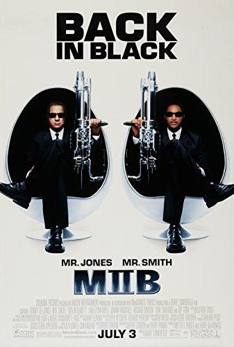 MBPOSTERS Men in Black II (2002) Retro Movie Plakat, Poster