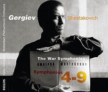 Shostakovich: War Symphonies