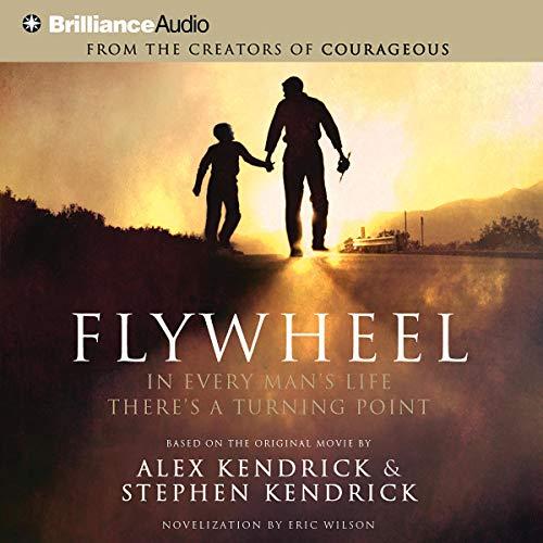 Flywheel cover art