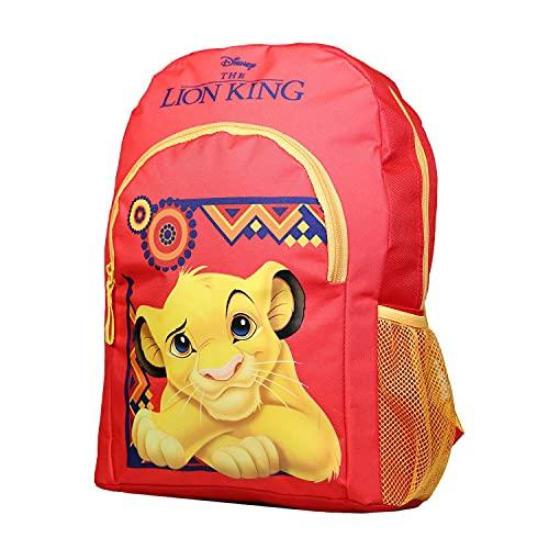 Sac �  dos 37 cm Disney Le Roi Lion Rouge Bagtrotter