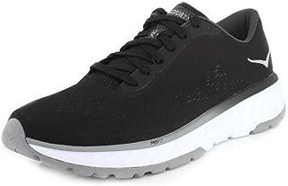 Mens Cavu 2 Black/White Running Shoe - 10