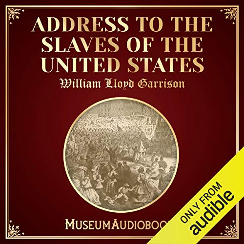 Couverture de Address to the Slaves of the United States