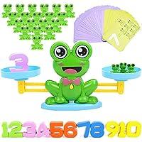 MOISO Balance Math STEM Educational Learning Game for Toddler Kids