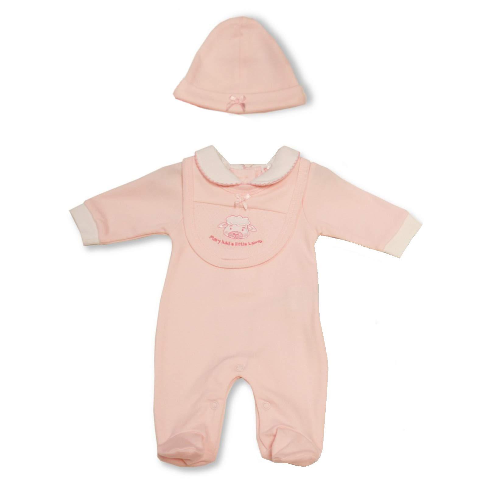 BabyPrem 7 Piece Preemie Baby Clothes Starter Pack 1.5-7.5lb BLUE PREM 3