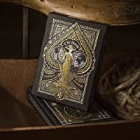 Tycoon Playing Cards (BLACK) Limited Edition Poker Magic Collectible Deck by Theory 11