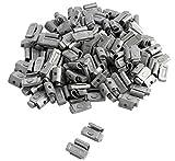 DWT-Germany 100712 100 Stück 10g Schlaggewichte Auswuchtgewichte Wuchtgewichte Für Stahlfelgen Aus...