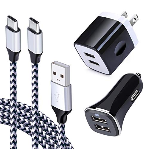 USB Type C Phone Charger Fast Compa…
