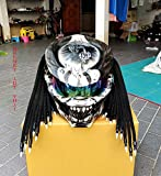 Helmet Art Thai HAT 187 Predator Motorcycle Helmet (L = 59-60 cm)
