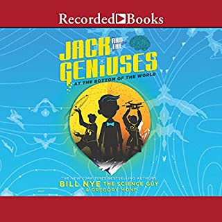 Jack and the Geniuses audiobook cover art