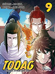 TODAG : Tales Of Demons And Gods Edition simple Tome 9