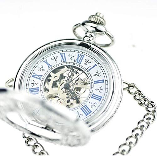 Reloj de Bolsillo clásico y Elegante. Antiguo Reloj de Bols