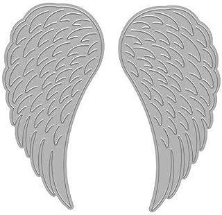 Hero Arts DI546 Fancy Dies, Angel Wings Steel Die Set