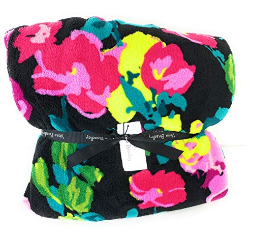 Vera Bradley Throw Blanket 80' x 50' Hilo Meadow
