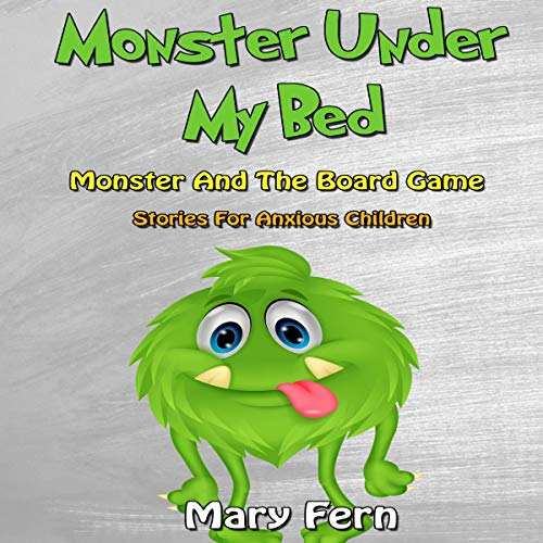 Monster Under My Bed: Monster and the Board Game cover art