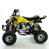 Kinder Quad ATV 125 ccm schwarz - 9