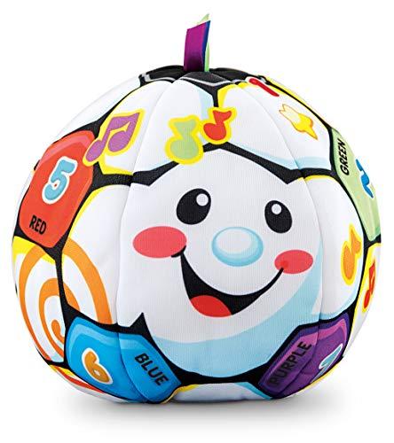 FisherPrice Laugh amp Learn Singin#039 Soccer Ball Multicolor
