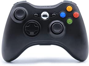 Crifeir Wireless Controller for Xbox 360(Black)