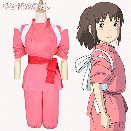 Chihiro spirited away cosplay _image2