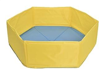 ペット用バスグッズ ペット用バスタブ ペットプール 折り畳み 持ち運び便利 PVC複合素材 夏 猫用 犬用バスグッズ 大中小型犬 屋内屋外用