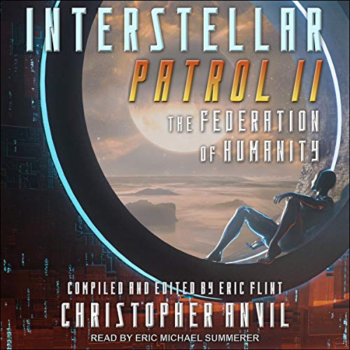 Interstellar Patrol II Titelbild