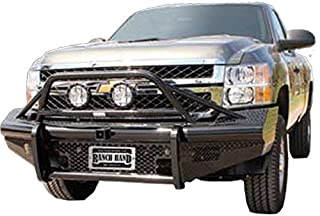 Ranch Hand BTC111BLR Legend Bullnose Front Bumper for Chevy Silverado 2500HD/3500HD