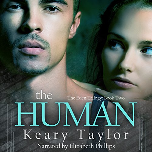 The Human audiobook cover art