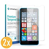 smartect Glass Screen Protector for Microsoft Lumia 640 XL