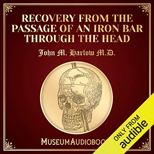 Recovery from the Passage of an Iron Bar Through the Head audiobook cover art