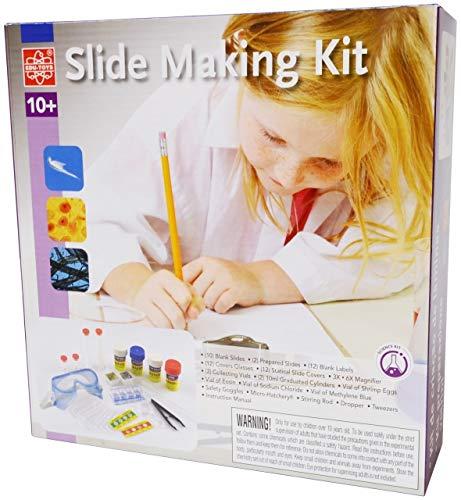 Elenco EDU-36700, Tree of Knowledge Slide Making Kit, 20 Kits