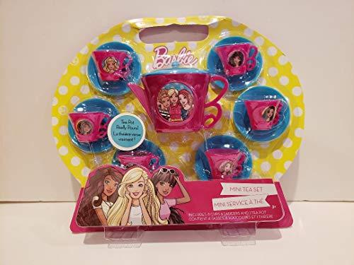 Disney Barbie Mini Tea Set