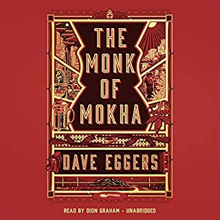 The Monk of Mokha audiobook cover art