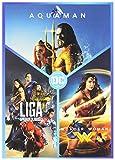 Aquaman / Justice League / Wonder Woman (BOX) [3DVD] (IMPORT) (Pas de version française)