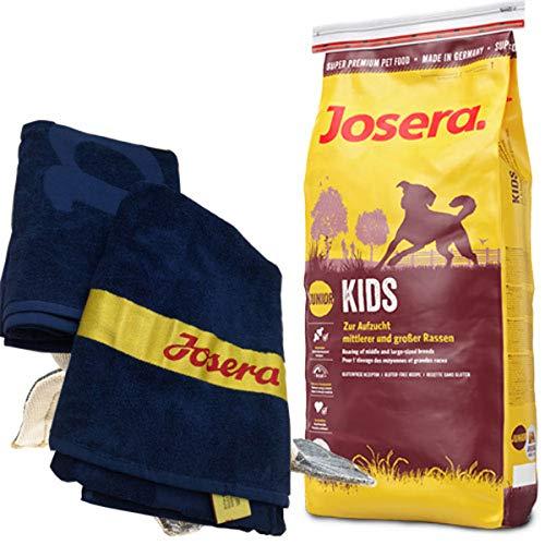 Josera 15 kg Kids Strand-Handtuch 70 x 140 cm