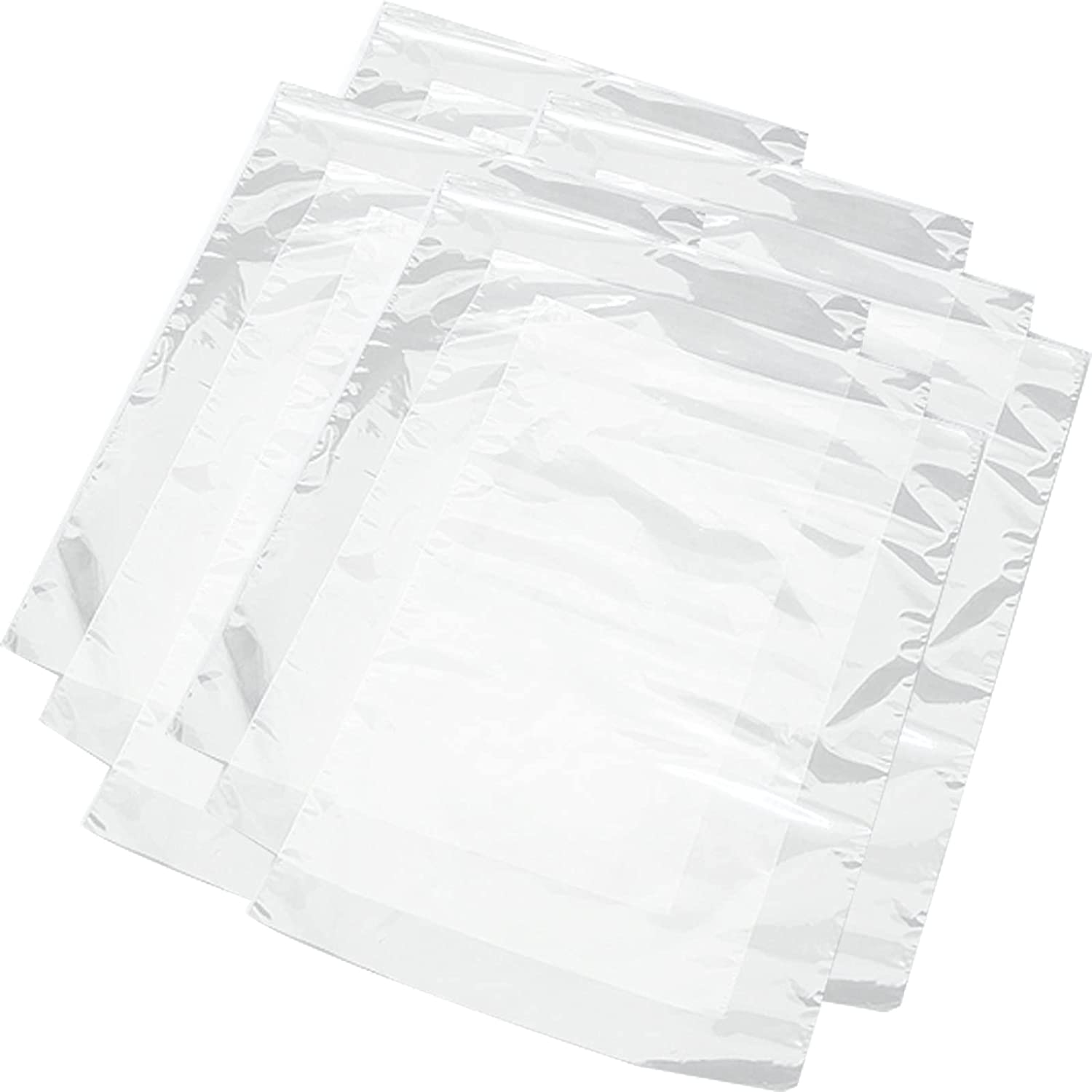 200 Pcs Shrink Wrap Bags YUTOU Credence Clear Shrin 4x6 online shopping Heat Odorless POF