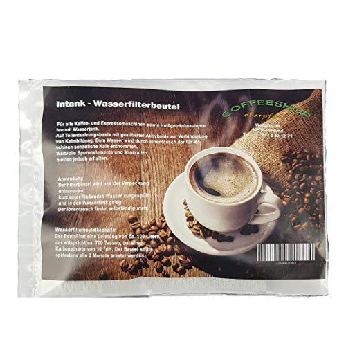 coffeeshop-oberpfalz Intank Wasserfilterbeutel Granulat kompatibel zu Kehl