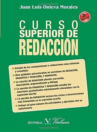 CURSO SUPERIOR DE REDACCIÓN. 3ª EDICIÓN (Lengua)