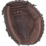 Rawlings Player Preferred Baseball Catcher's Mitt, Regular, 1-Piece Solid Web, 33 Inch
