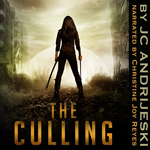 The Culling (Alien Apocalypse Part I) audiobook cover art
