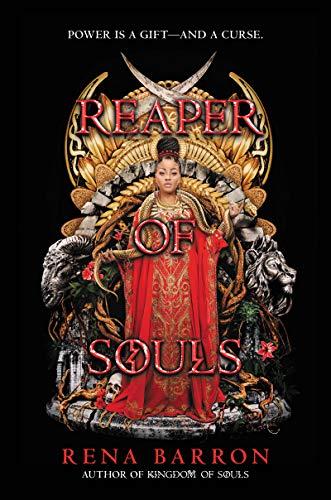 Reaper of Souls (Kingdom of Souls Book 2)