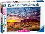 Ravensburger-00.015.155 Ayers Rock in Australia Puzzle, Colore marrone, 00.015.155...