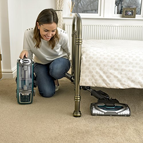 Shark Rotator Powered Lift-Away Mobile Upright Vacuum Cleaner NV680UKV