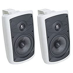 "in budget affordable Niles OS6.5 (Pr) 6 ""Outdoor 2-way high-performance indoor speaker"