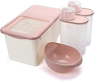WWJHH-Food storage box Boite de Rangement de Cuisine 4 Lots de Rangement Alimentaire Grande capacité capacité capacité de ...