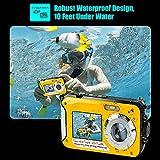 Zoom IMG-2 isunfun macchina fotografica subacquea 48