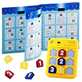 Sudoku for Kids - Electronic Educational Puzzle Game with Books, 85 Challenges Interactive Logic Toys Gifts for Boys and Girls 6, 7, 8, 9 Years olds and Up